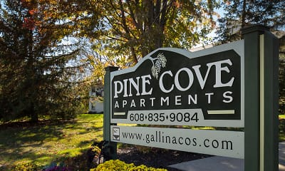 Pine Cove Apartments, 2