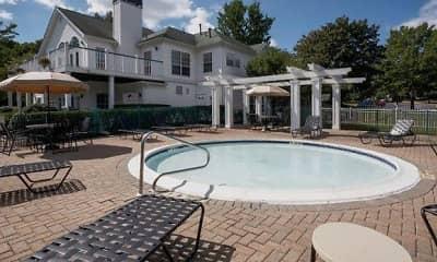 Pool, Vista Point Apartments, 1