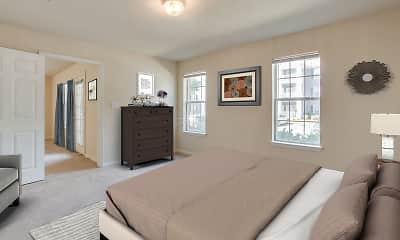 Bedroom, Arbor Lake, 1