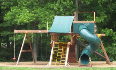 Playground, Harbor House, 2