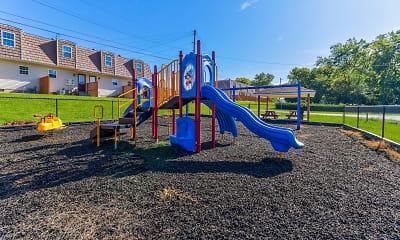 Playground, Aspen Meadow Apartments, 2