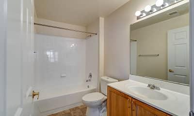 Bathroom, Windsor Crossing, 2