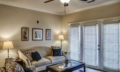 Living Room, The Village of Ballantyne Apartment Homes, 1