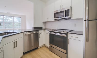 Kitchen, The Landings at Port Imperial, 1