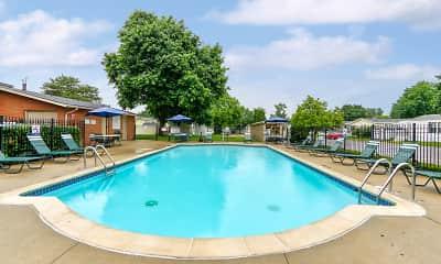 Pool, White Lake MHC, 0