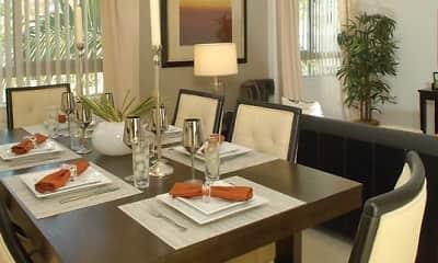 Dining Room, Avalon Studio 4121, 0