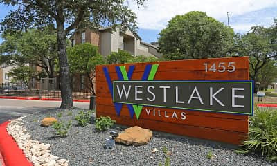 Community Signage, Westlake Villas, 0