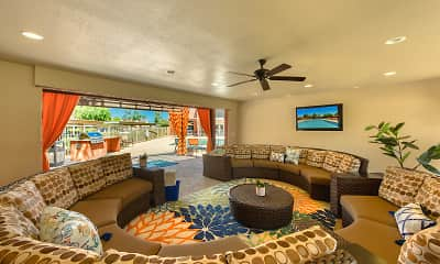 Living Room, Heritage Pointe, 1