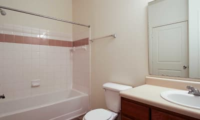 Bathroom, The Reserve at Norton Shores, 2