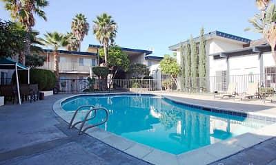 Pool, Corinthian, 1