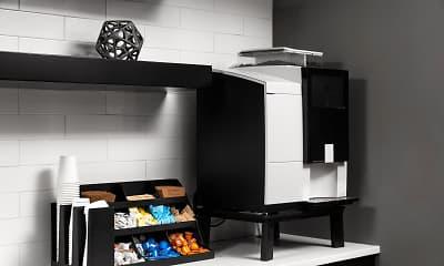 Kitchen, Santos Flats Apartment Homes, 2