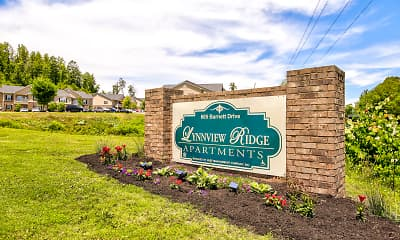 Community Signage, Lynnview Ridge Apartments, 2