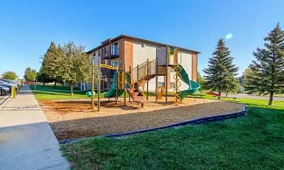 Playground, Calgary Apartments, 0