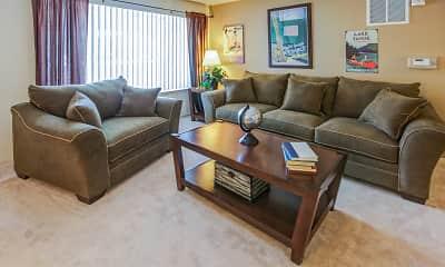 Living Room, Silver Lake, 1