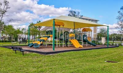Playground, Legacy Union Square, 2