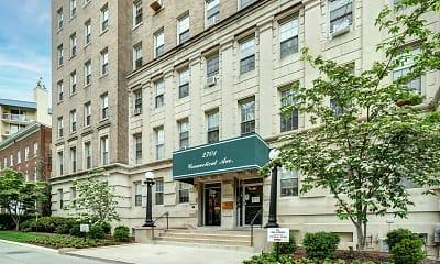 Building, 2701 Connecticut Avenue, 1