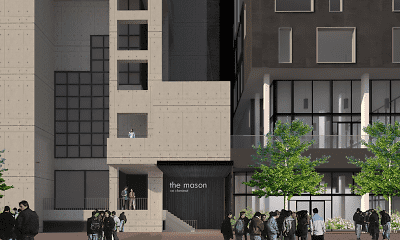 Building, Mason on Chestnut, 0