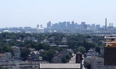 View, Malden Gardens, 2