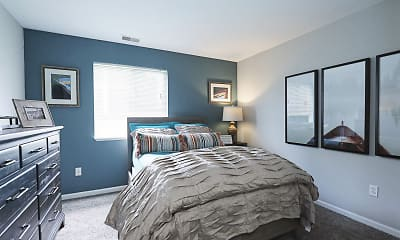 Bedroom, Compass Pointe, 0