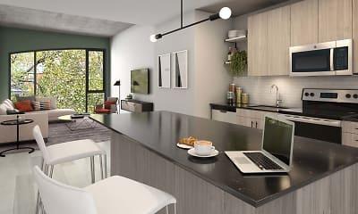 Kitchen, Arc on Armour, 1