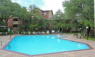 Pool, The Park at Wells Branch, 2