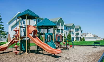 Playground, Osgood Townsite Apartments and Townhomes, 1