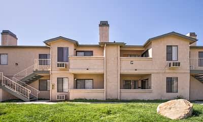 Building, Fallbrook Hills, 1
