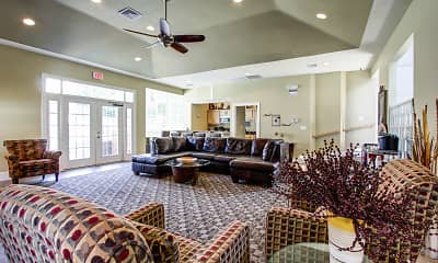 Clubhouse, Southcreek Apartments, 1