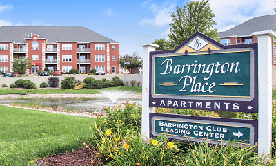 Barrington Place Apartments, 0