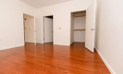 Bedroom, The HUB Brookdale, 2