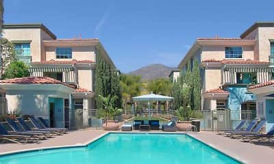 Pool, Avalon Glendale, 0