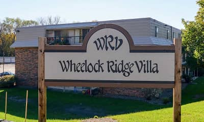 Community Signage, Wheelock Ridge Villa, 2