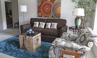 Living Room, Stevens Creek Commons, 1