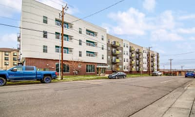 Building, Mercy Heights Apartments, 1