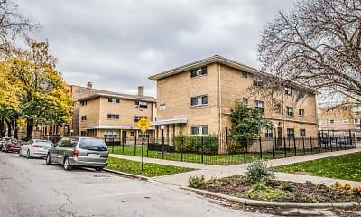 Building, 8100 S Drexel- Pangea Real Estate, 1