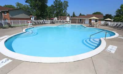 Pool, Highview Manor, 1
