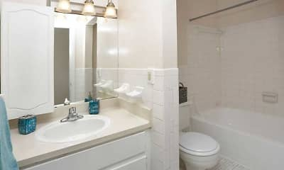 Bathroom, Jacksonville Heights, 2