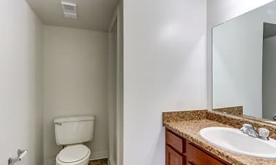 Bathroom, Shannon Manor Townhomes, 2
