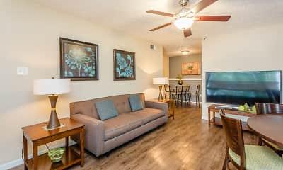 Living Room, Valencia at Spring Branch, 0