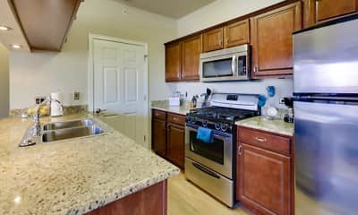 Kitchen, Glenmuir of Naperville, 1