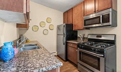 Kitchen, Lake Pointe, 1