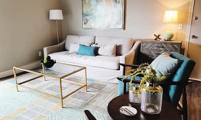 Living Room, Tudor Heights, 0