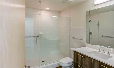 Bathroom, 21 and View, 2