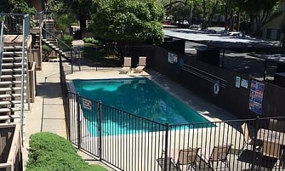 Pool, Cedar Studios, 2