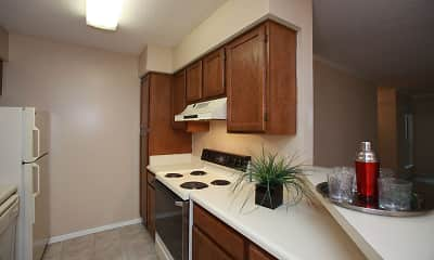 Kitchen, Colony Woods, 2