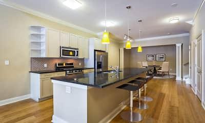 Kitchen, Tremont Apartment Homes, 1