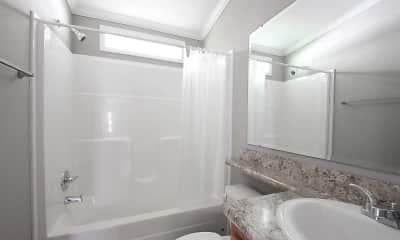 Bathroom, Royal Palm Village, 2