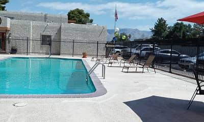 Pool, Dakota Canyon, 2