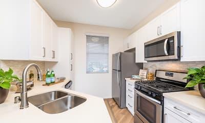 Kitchen, Vista Bella Apartment Homes, 1