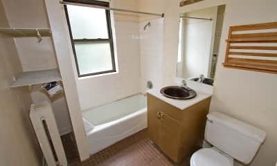 Bathroom, 5339-5345 S. Woodlawn, 0